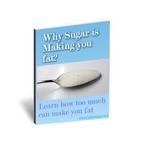 Cover image for Why Sugar Is Making You Fat?